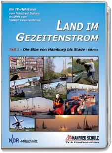 """DVD """"Land im Gezeitenstrom"""" Teil 1"""