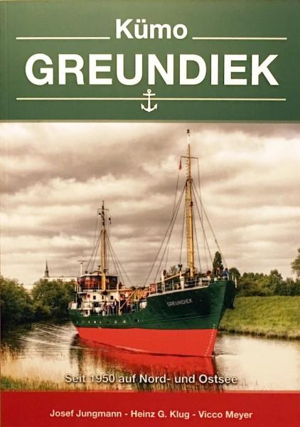 """Kümo """"Greundiek"""" - Seit 1950 auf Nord- und Ostsee"""