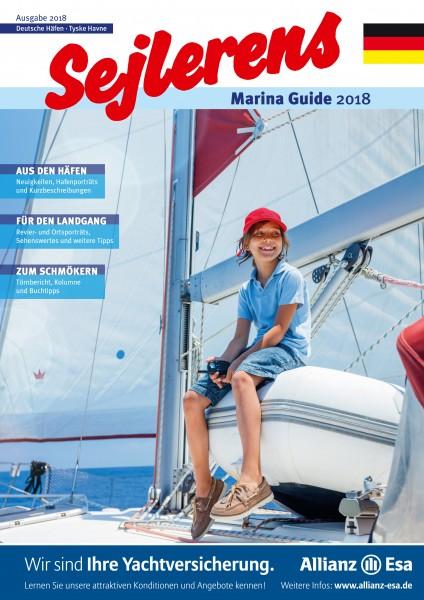 Sejlerens - Marina Guide 2018