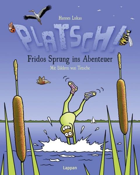 Platsch! - Fridos Sprung ins Abenteuer