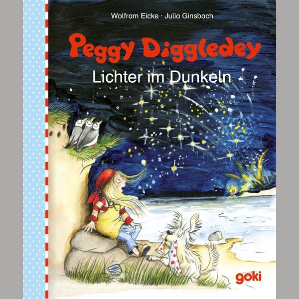 """Maxibuch """"Peggy Diggeldey"""" Lichter im Dunkeln"""