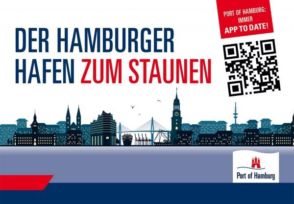 Hamburger Hafen Daten und Fakten