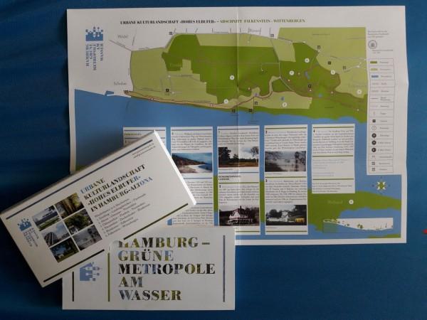 Urbane Kulturlandschaften - Hohes Elbufer