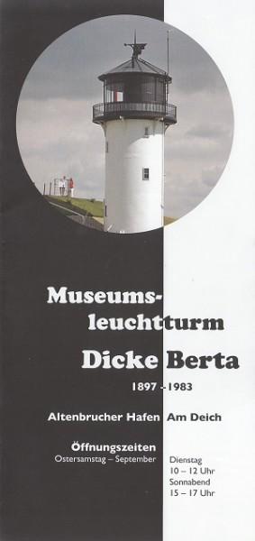Museumsleuchtturm Dicke Berta