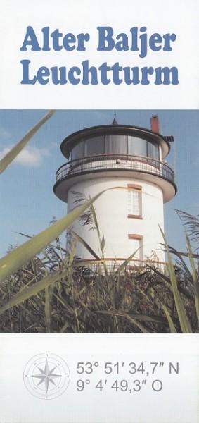 Alter Baljer Leuchtturm
