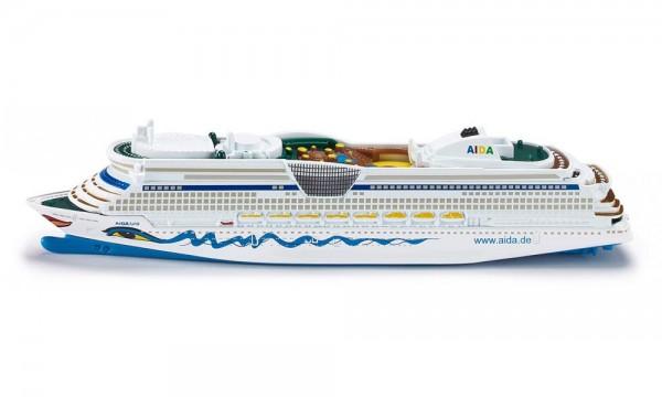 AIDA Schiffsmodell