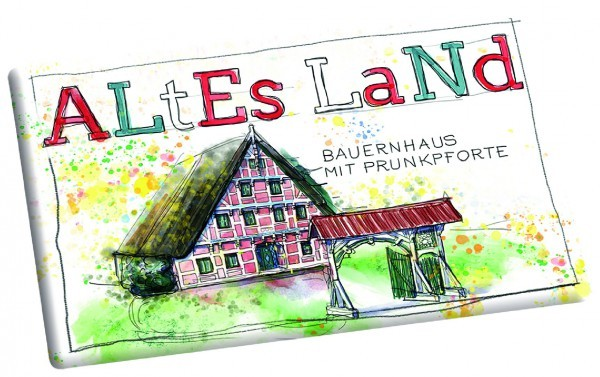 Office-Magnet- Altes Land - Fine Art