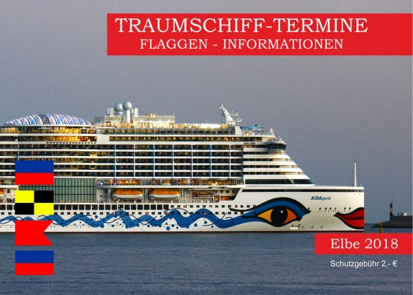 Traumschiff-Termine Elbe 2018