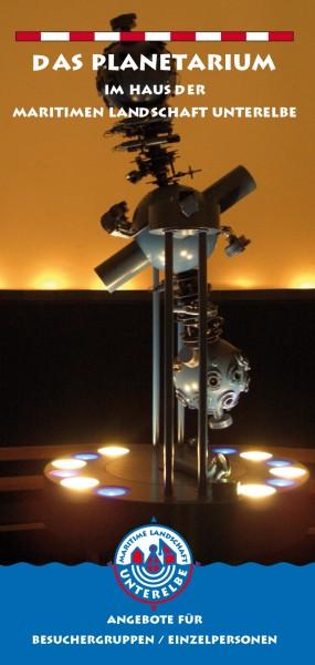 Planetarium im Haus der Maritimen Landschaft Unterelbe
